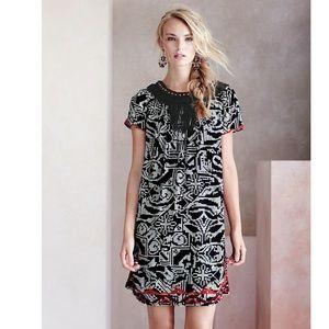 ▪️ANTHROPOLOGIE▪️Floreat Abelia Dress NWT. S.